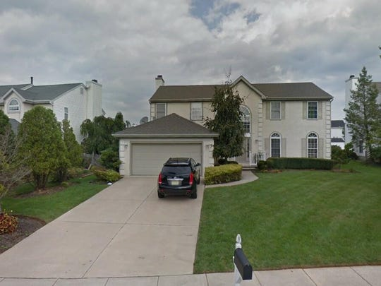This Google Street View image shows the approximate location of 12 Sandstone Drive in Gloucester Township. The property at this address changed hands in June 2019, when new owner bought the property for $325,000.