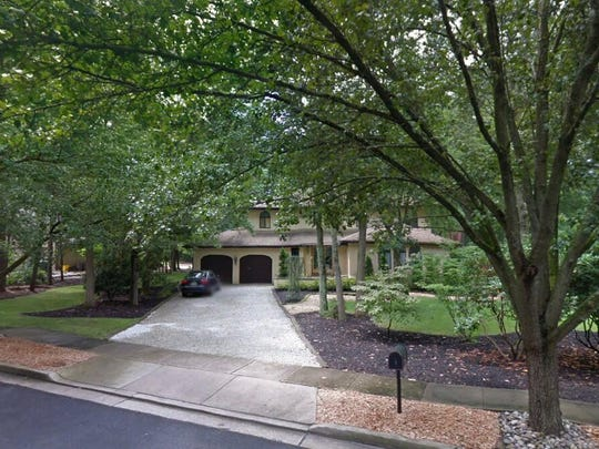 This Google Street View image shows the approximate location of 1 Canterbury Court in Voorhees. The property at this address changed hands in March 2019, when new owners bought the property for $426,000.
