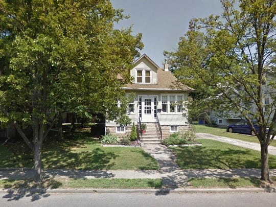 This Google Street View image shows the approximate location of 107 Collings Ave. in Collingswood. The property at this address changed hands in July 2019, when new owner bought the property for $265,750.