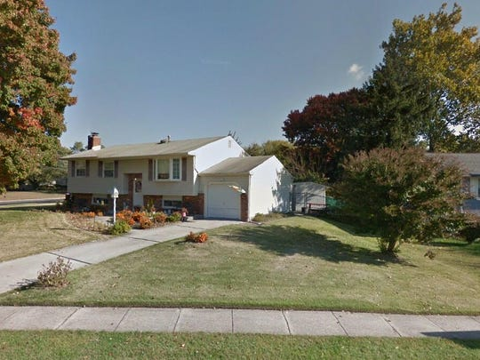 This Google Street View image shows the approximate location of 400 Hobart Drive in Gloucester Township. The property at this address changed hands in July 2019, when new owners bought the property for $175,000.