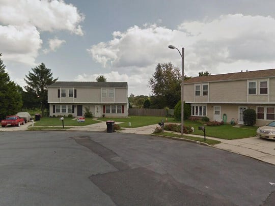 This Google Street View image shows the approximate location of 21 Farmhouse Court in Gloucester Township. The property at this address changed hands in July 2019, when new owner bought the property for $135,000.