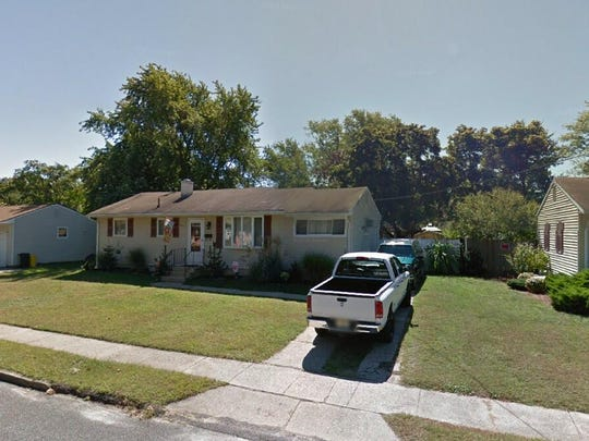 This Google Street View image shows the approximate location of 1073 Cranford Road in Pine Hill. The property at this address changed hands in June 2019, when new owners bought the property for $163,000.