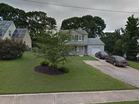 This Google Street View image shows the approximate location of 887 Davistown Road in Gloucester Township. The property at this address changed hands in July 2019, when new owners bought the property for $215,000.