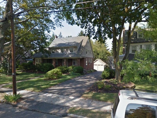 This Google Street View image shows the approximate location of 323 Bellevue Ave. in Haddonfield. The property at this address changed hands in July 2019, when new owners bought the property for $1,200,000.