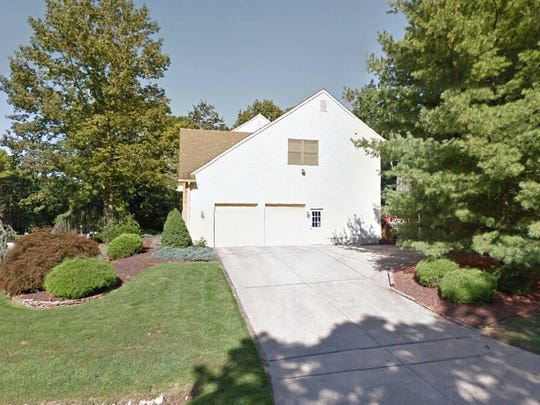 This Google Street View image shows the approximate location of 2 Cranberry Place in Voorhees. The property at this address changed hands in June 2019, when new owners bought the property for $443,000.