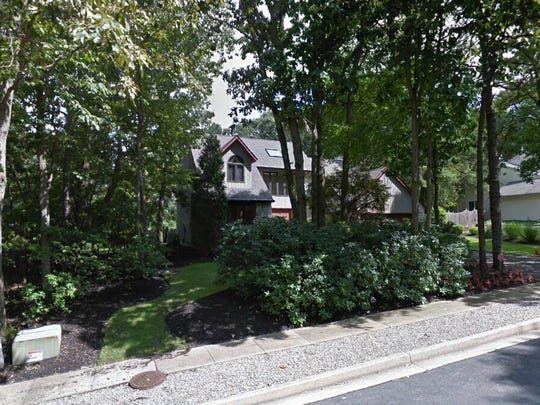 This Google Street View image shows the approximate location of 52 Rollingwood Drive in Voorhees. The property at this address changed hands in July 2019, when new owner bought the property for $370,000.