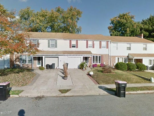 This Google Street View image shows the approximate location of 1609 Beechwood Place in Gloucester Township. The property at this address changed hands in August 2019, when new owner bought the property for $139,900.