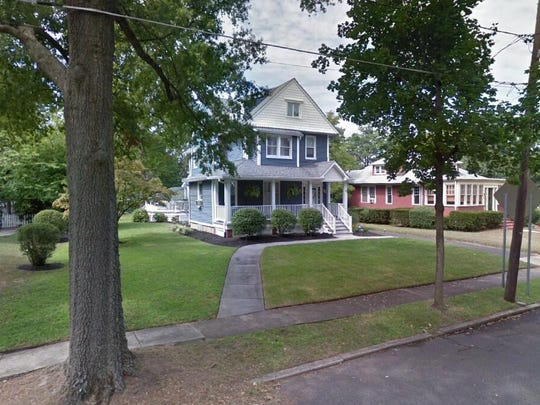 This Google Street View image shows the approximate location of 8 Springfield Ave. in Merchantville. The property at this address changed hands in August 2019, when new owners bought the property for $315,000.