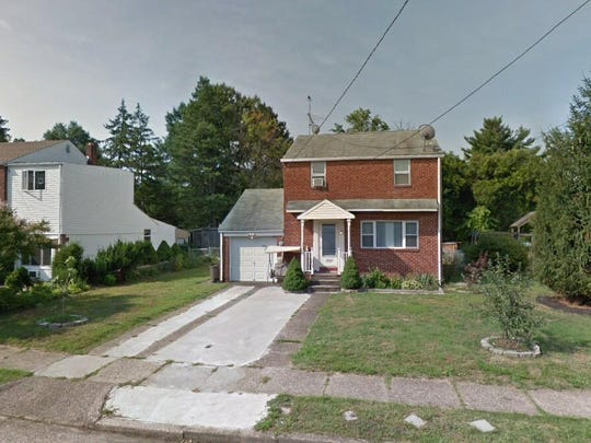 This Google Street View image shows the approximate location of 5052 Witherspoon Ave. in Pennsauken. The property at this address changed hands in July 2019, when new owners bought the property for $150,000.