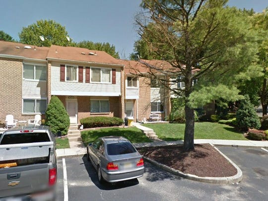 This Google Street View image shows the approximate location of 1083 Pendleton Court in Voorhees. The property at this address changed hands in July 2019, when new owner bought the property for $190,000.