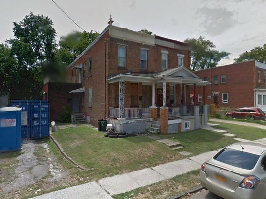 This Google Street View image shows the approximate location of 1479 Kenwood Ave. in Camden. The property at this address changed hands in July 2019, when new owners bought the property for $135,000.