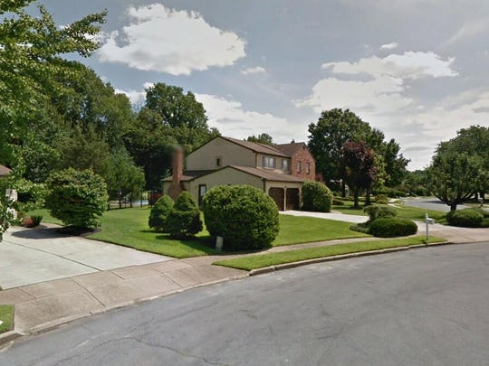 This Google Street View image shows the approximate location of 30 Lakeview Hollow in Cherry Hill. The property at this address changed hands in June 2019, when new owners bought the property for $375,000.