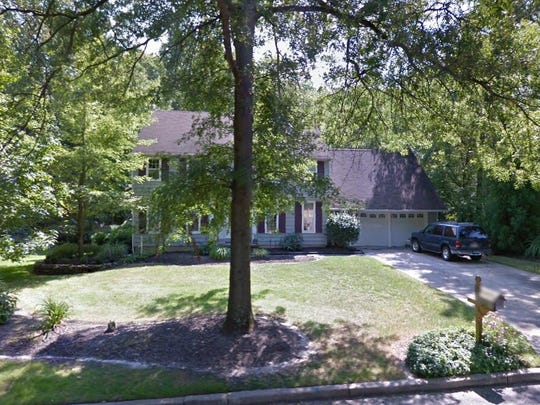 This Google Street View image shows the approximate location of 31 Harrowgate Drive in Cherry Hill. The property at this address changed hands in June 2019, when new owners bought the property for $497,000.