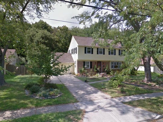 This Google Street View image shows the approximate location of 514 Tarrington Road in Cherry Hill. The property at this address changed hands in June 2019, when new owners bought the property for $322,000.