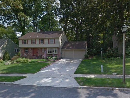 This Google Street View image shows the approximate location of 207 Horse Shoe Court in Cherry Hill. The property at this address changed hands in June 2019, when new owner bought the property for $290,000.