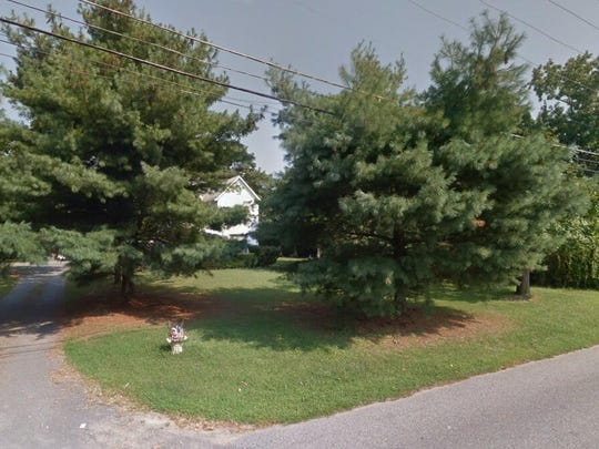 This Google Street View image shows the approximate location of 553 Church Road in Winslow. The property at this address changed hands in July 2019, when new owner bought the property for $148,000.