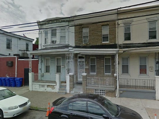This Google Street View image shows the approximate location of 1033 So Eighth St. in Camden. The property at this address changed hands in July 2019, when new owner bought the property for $39,000.