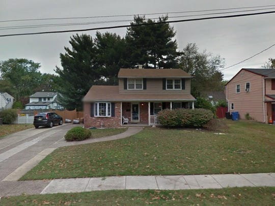 This Google Street View image shows the approximate location of 129 Eaton Way in Cherry Hill. The property at this address changed hands in June 2019, when new owners bought the property for $250,000.