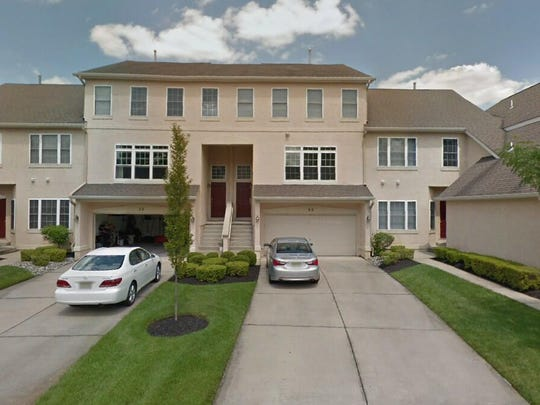 This Google Street View image shows the approximate location of 65 Buckingham Place in Cherry Hill. The property at this address changed hands in July 2019, when new owners bought the property for $337,500.