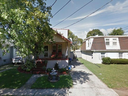This Google Street View image shows the approximate location of 15 Merion Terrace in Collingswood. The property at this address changed hands in August 2019, when new owner bought the property for $205,000.