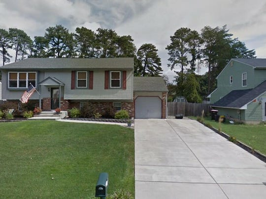 This Google Street View image shows the approximate location of 22 Woodshire Drive in Gloucester Township. The property at this address changed hands in August 2019, when new owner bought the property for $212,000.