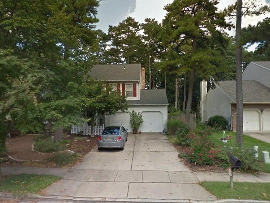 This Google Street View image shows the approximate location of 5 Piney Point Place in Gloucester Township. The property at this address changed hands in August 2019, when new owners bought the property for $213,000.
