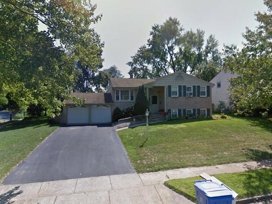 This Google Street View image shows the approximate location of 23 Forge Lane in Cherry Hill. The property at this address changed hands in July 2019, when new owners bought the property for $290,000.