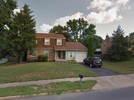 This Google Street View image shows the approximate location of 729 Southwick Circle in Gloucester Township. The property at this address changed hands in July 2019, when new owner bought the property for $223,500.