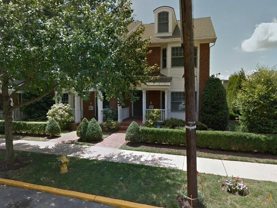 This Google Street View image shows the approximate location of 26 Centre St. in Haddonfield. The property at this address changed hands in August 2019, when new owner bought the property for $659,500.