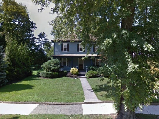 This Google Street View image shows the approximate location of 36 Linden Ave. in Haddonfield. The property at this address changed hands in August 2019, when new owners bought the property for $698,000.