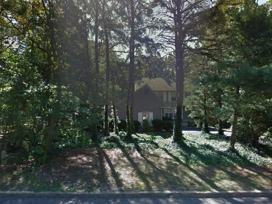 This Google Street View image shows the approximate location of 44 Tenby Chase Drive in Voorhees. The property at this address changed hands in July 2019, when new owner bought the property for $339,000.
