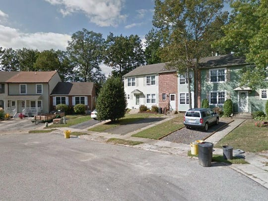 This Google Street View image shows the approximate location of 2384 Tricia Court in Waterford. The property at this address changed hands in July 2019, when new owners bought the property for $118,000.