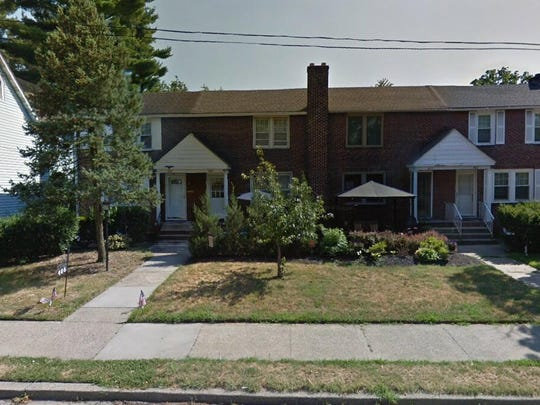 This Google Street View image shows the approximate location of 402 Haddon Ave. in Collingswood. The property at this address changed hands in August 2019, when new owner bought the property for $181,000.