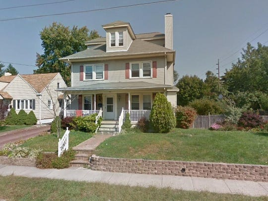 This Google Street View image shows the approximate location of 1 Franklin Road in Glassboro. The property at this address changed hands in August 2019, when new owner bought the property for $236,000.