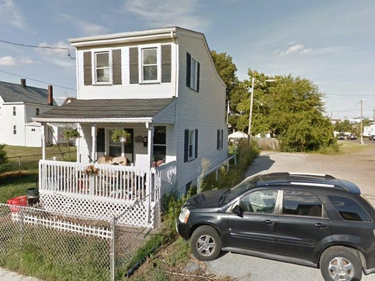 This Google Street View image shows the approximate location of 1311 Spruce St. in Paulsboro. The property at this address changed hands in August 2019, when new owner bought the property for $40,000.