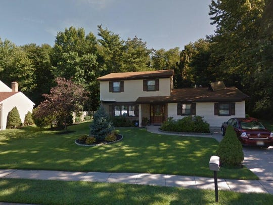 This Google Street View image shows the approximate location of 28 Algonkin Court in Washington. The property at this address changed hands in August 2019, when new owners bought the property for $225,000.