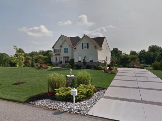 This Google Street View image shows the approximate location of 613 Balis Drive in Harrison. The property at this address changed hands in August 2019, when new owners bought the property for $620,000.