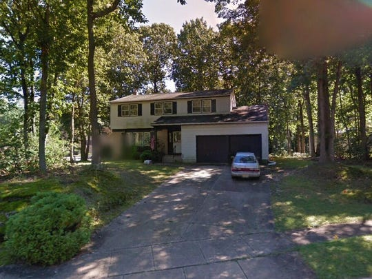 This Google Street View image shows the approximate location of 572 Cambridge Road in Washington. The property at this address changed hands in September 2019, when new owners bought the property for $319,900.
