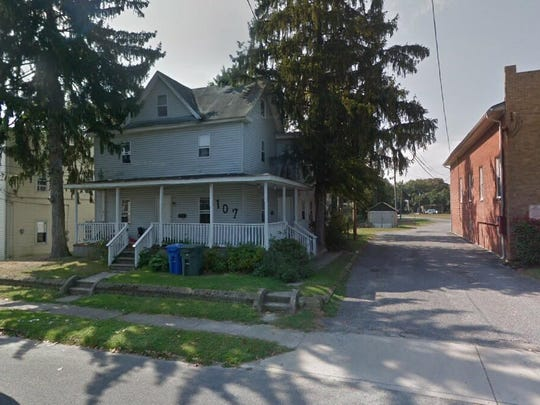 This Google Street View image shows the approximate location of 107 Church St. in Glassboro. The property at this address changed hands in September 2019, when new owner bought the property for $165,000.