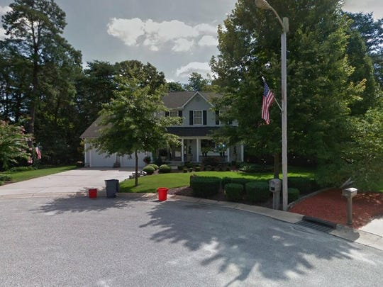 This Google Street View image shows the approximate location of 467 Lance Court in Millville. The property at this address changed hands in July 2019, when new owners bought the property for $299,900.