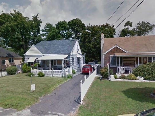 This Google Street View image shows the approximate location of 106 Bortle Ave. in Vineland. The property at this address changed hands in July 2019, when new owner bought the property for $145,000.
