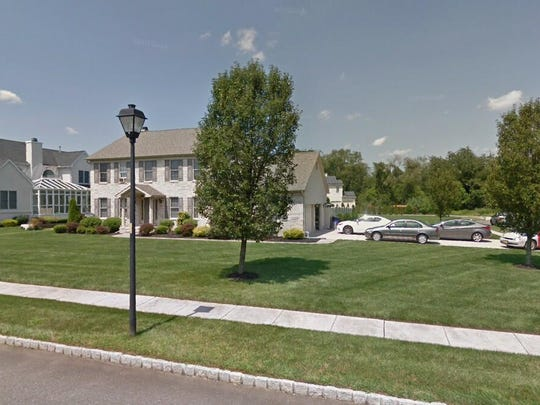 This Google Street View image shows the approximate location of 1368 Whispering Woods Way in Vineland. The property at this address changed hands in June 2019, when new owner bought the property for $335,000.