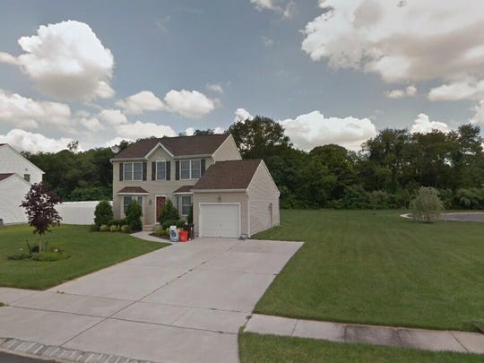 This Google Street View image shows the approximate location of 1171 Livia Lane in Vineland. The property at this address changed hands in June 2019, when new owners bought the property for $257,400.