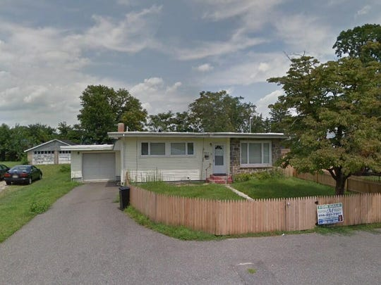 This Google Street View image shows the approximate location of 1016 Hamilton Drive in Vineland. The property at this address changed hands in July 2019, when new owner bought the property for $115,000.