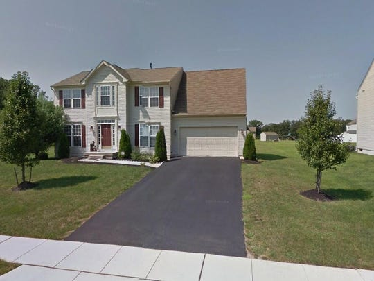 This Google Street View image shows the approximate location of 1600 Arrowhead Tr in Vineland. The property at this address changed hands in July 2019, when new owners bought the property for $264,000.