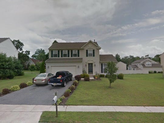 This Google Street View image shows the approximate location of 1043 Falcon Way in Vineland. The property at this address changed hands in August 2019, when new owner bought the property for $235,000.