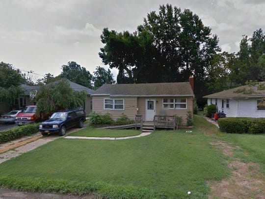 This Google Street View image shows the approximate location of 115 W. Oxford St. in Vineland. The property at this address changed hands in August 2019, when new owner bought the property for $119,500.