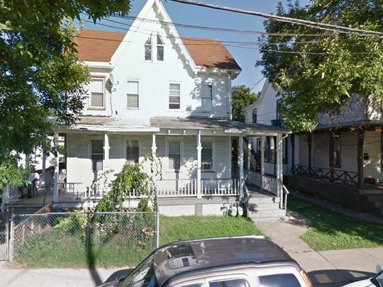 This Google Street View image shows the approximate location of 153 Walnut St. in Bridgeton. The property at this address changed hands in August 2019, when new owner bought the property for $99,044.