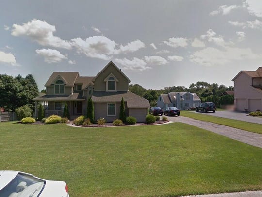 This Google Street View image shows the approximate location of 3745 Halsey Court in Vineland. The property at this address changed hands in August 2019, when new owner bought the property for $263,000.
