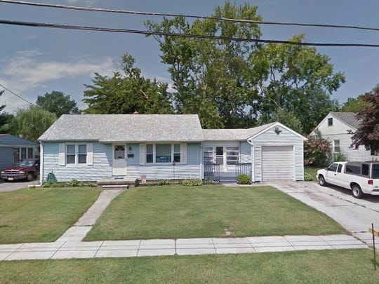 This Google Street View image shows the approximate location of 734 Embassy Terrace in Vineland. The property at this address changed hands in September 2019, when new owner bought the property for $117,500.